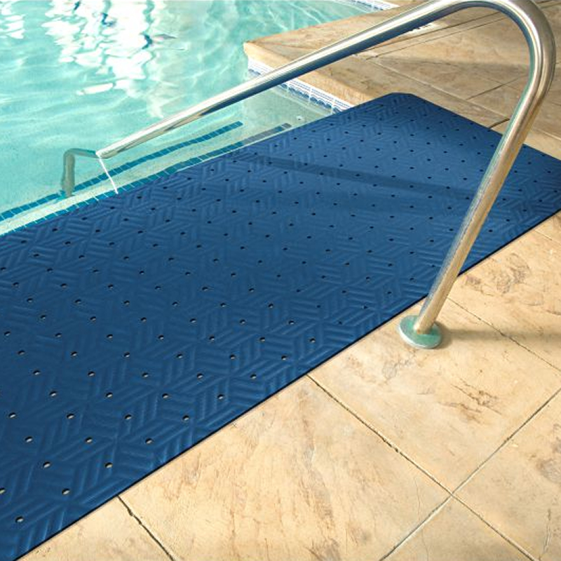 Wet Step Mats Anti Fatigue Slip Resistant Made In Usa